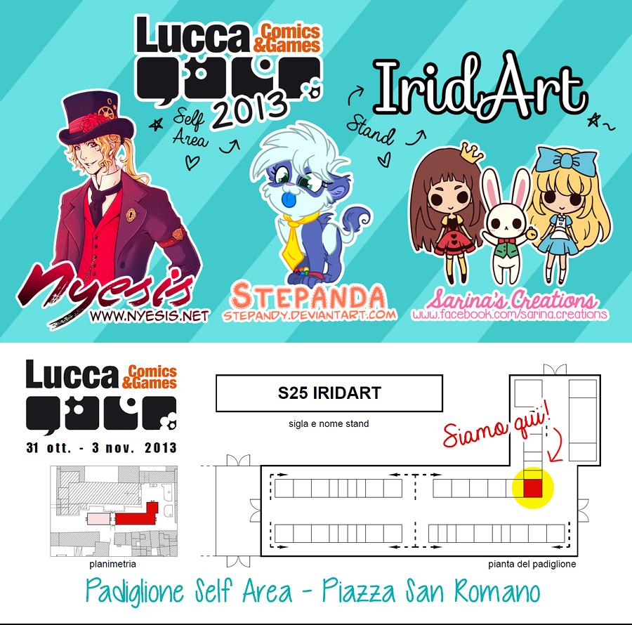 Lucca Comics 2013